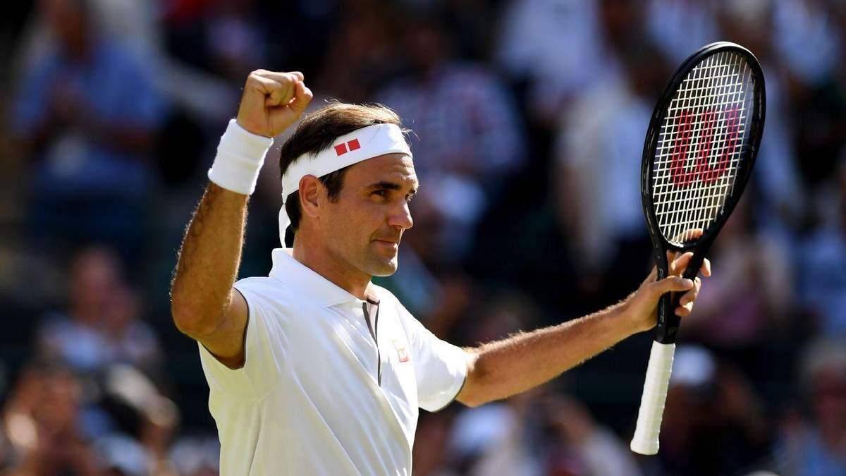 Роджер Федерер і Рафаель Надаль зіграють у півфіналі Вімблдону