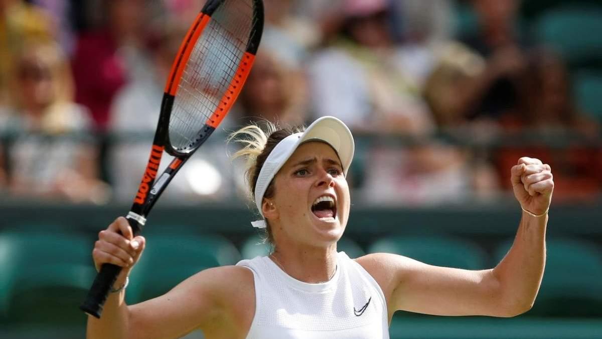 Свитолина после исторического выступления на Уимблдоне поднимется в рейтинге WTA