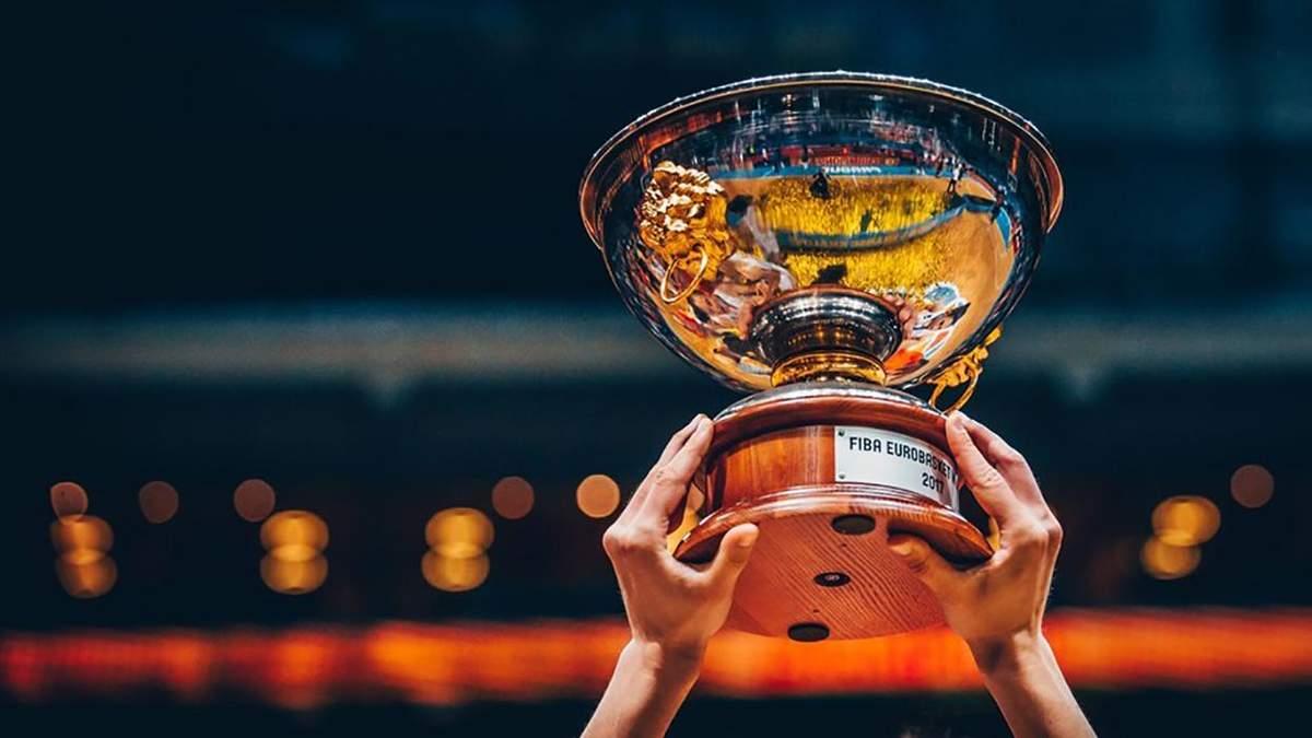 Чемпіонат Європи з баскетболу