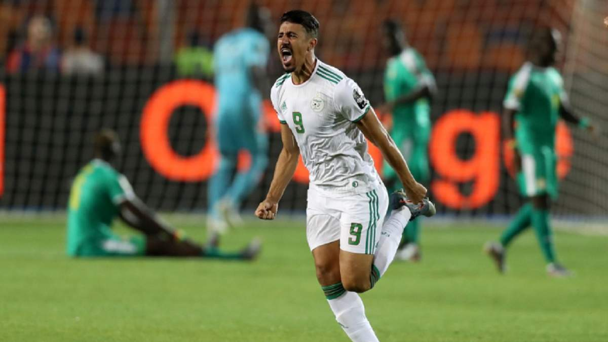 Сенегал – Алжир: результат матчу та відео голів