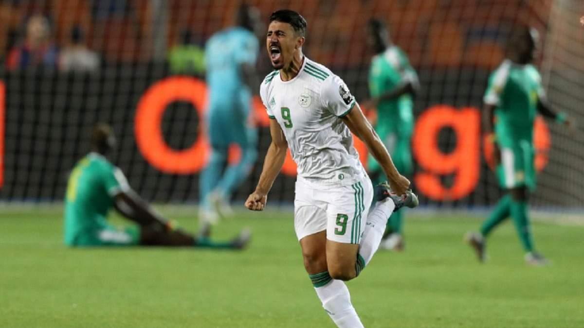 Алжир мінімальною перемогою над Сенегалом вдруге здобув Кубок Африки: відео
