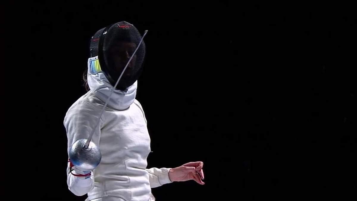 Украинка Кривицкая выиграла бронзу чемпионата мира по фехтованию