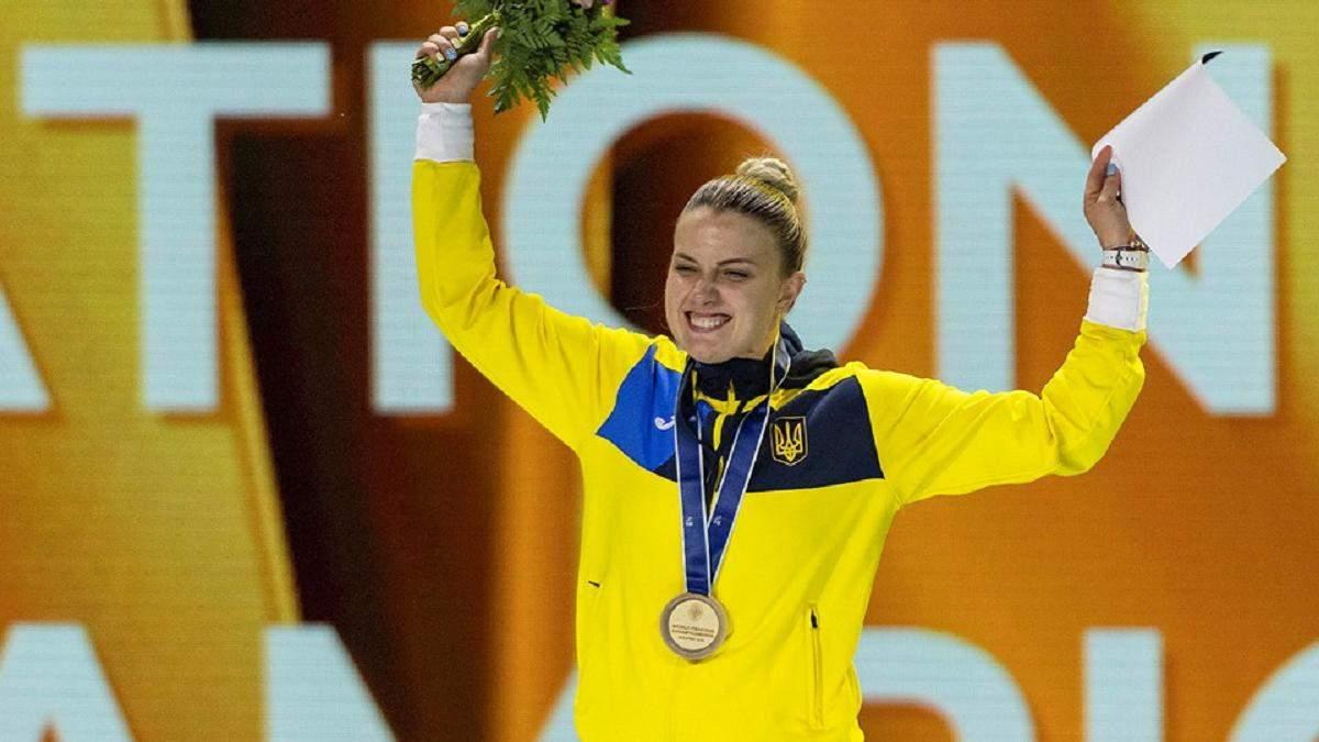 Ольга Харлан – чемпіонка світу