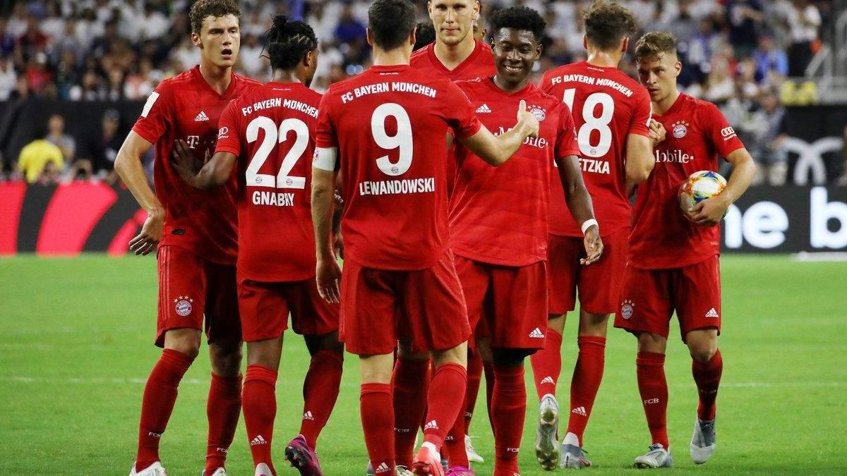 Баварія – Мілан огляд і рахунок матчу 23 липня 2019