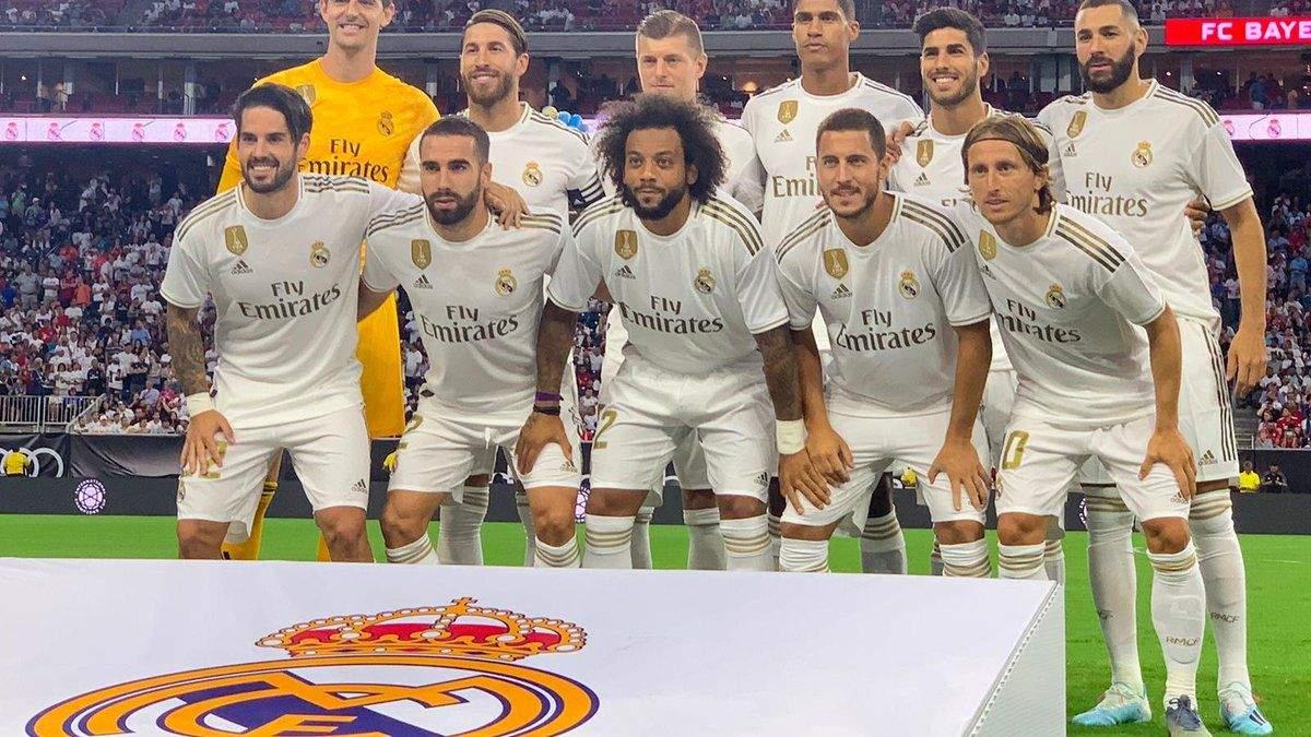 Реал – Арсенал: результат матчу та відео голів 24.07.2019