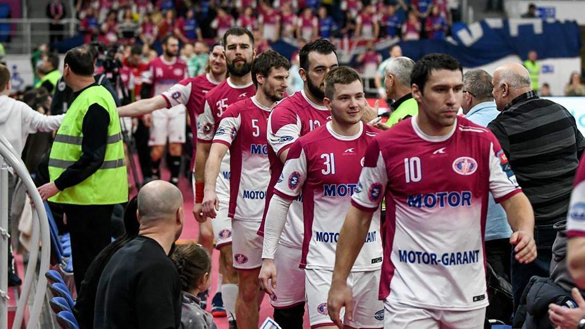 """Український """"Мотор"""" дізнався суперників у SEHA League"""