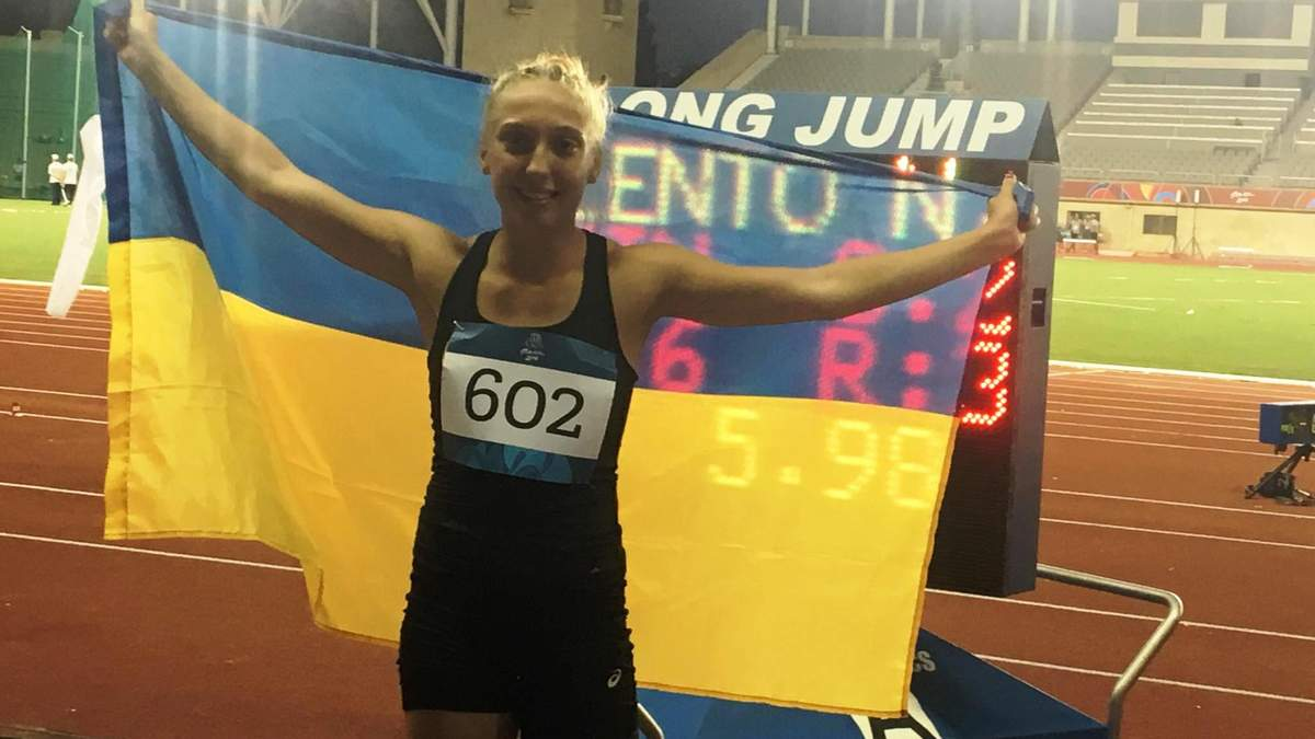 Украина завоевала третье золото на Юношеском олимпийском фестивале в Баку