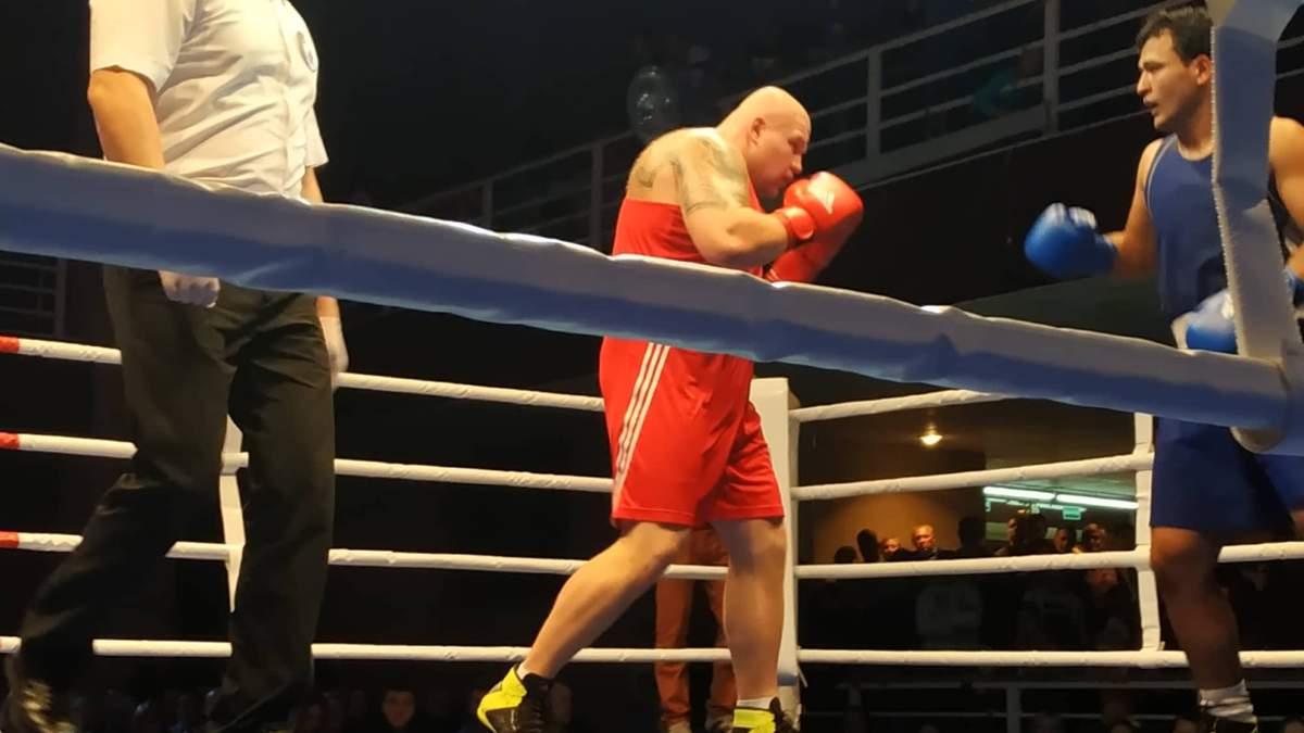 Ігор Шевадзуцький здобув другу перемогу на профі-рингу