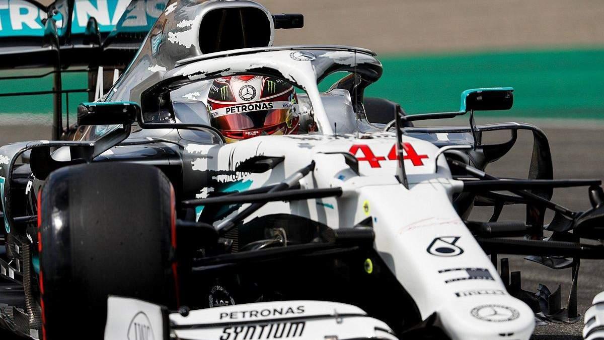 Формула-1: Хемілтон виборов поул на гран-прі Німеччини, Феттель – останній