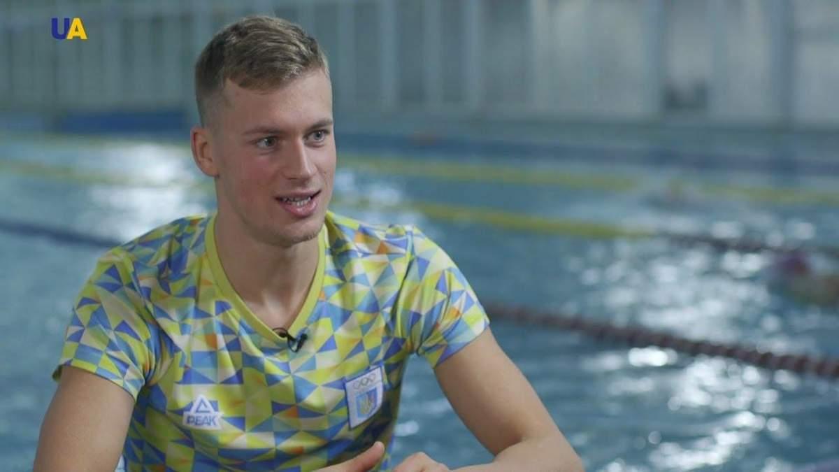 Український плавець Михайло Романчук став віце-чемпіоном світу