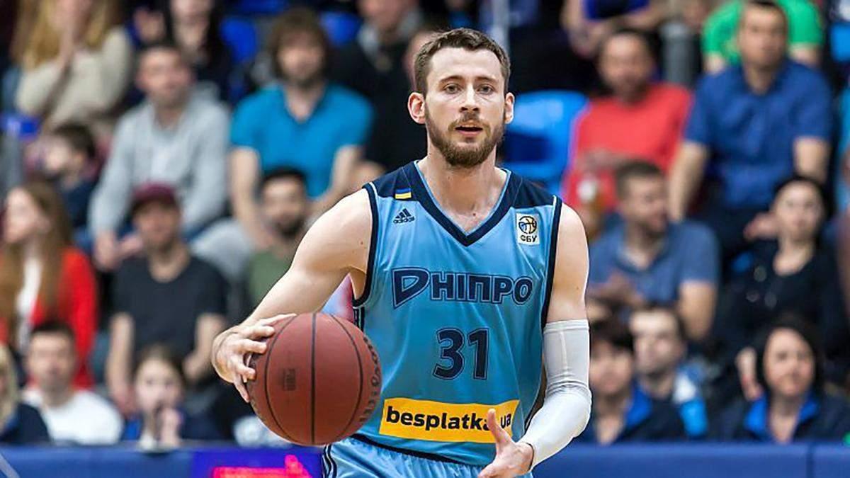 Защитник баскетбольной сборной Украины продолжит карьеру в Турции
