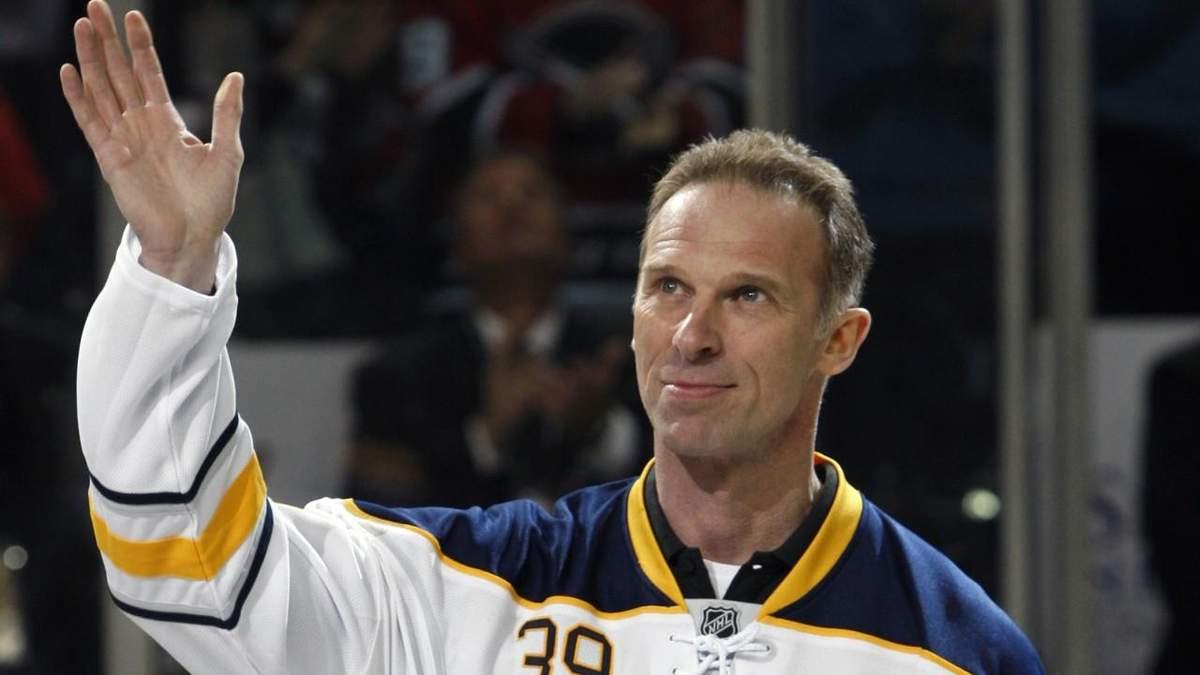 Олимпийский чемпион и победитель НХЛ Доминик Гашек может баллотироваться в президенты Чехии