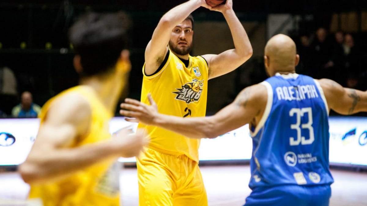 Сколько зарабатывают баскетболисты в чемпионате Украины: названа сумма