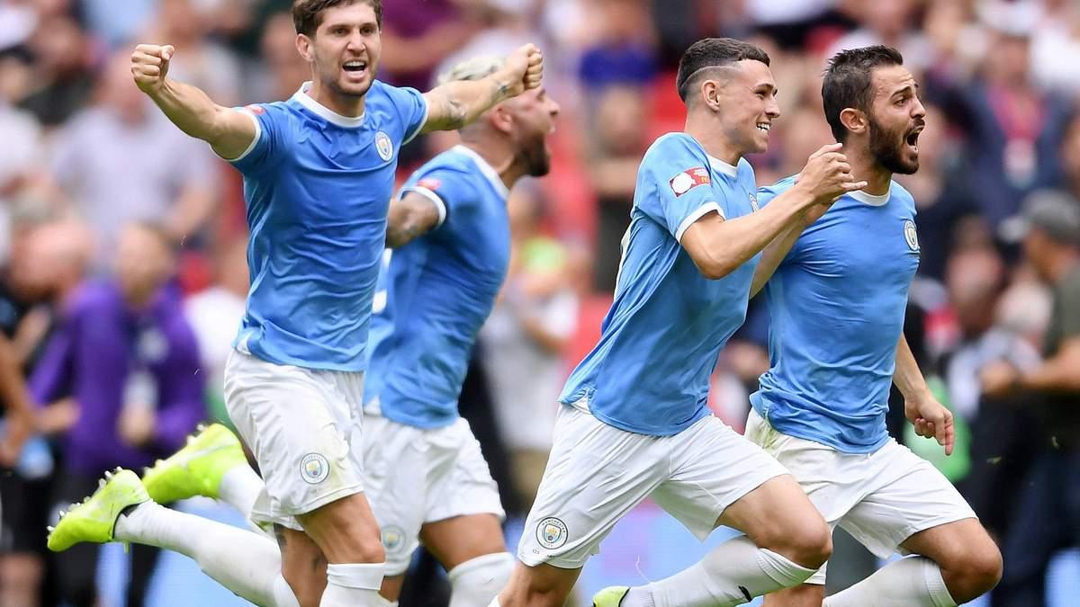 Ліверпуль – Манчестер Сіті: огляд і рахунок матчу 4 серпня 2019 ▷ Суперкубок Англії