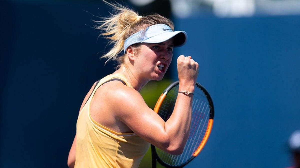 Свитолина разгромила россиянку на старте турнира WTA в Сан-Хосе: видео