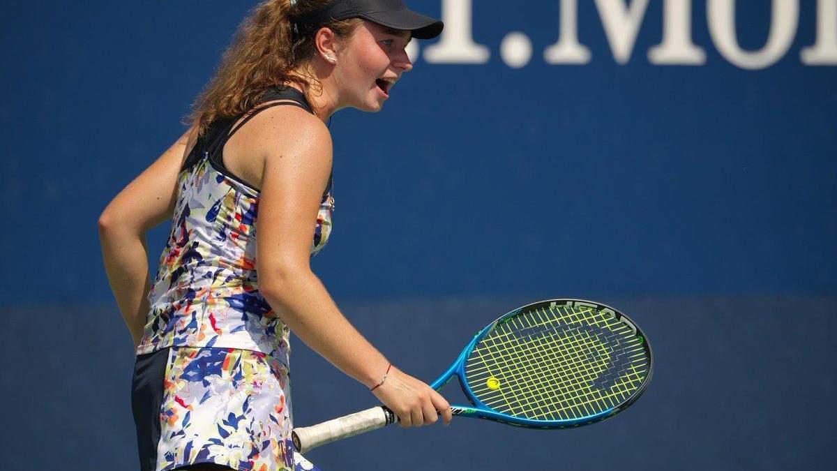 Стало известно, когда украинская победительница Уимблдона дебютирует во взрослом теннисе
