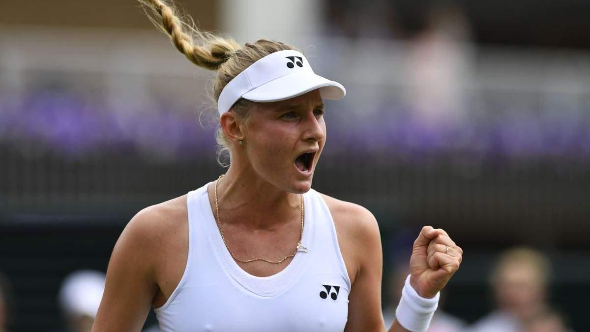 Ястремская одолела теннисистку из топ-15 рейтинга WTA на турнире в Торонто