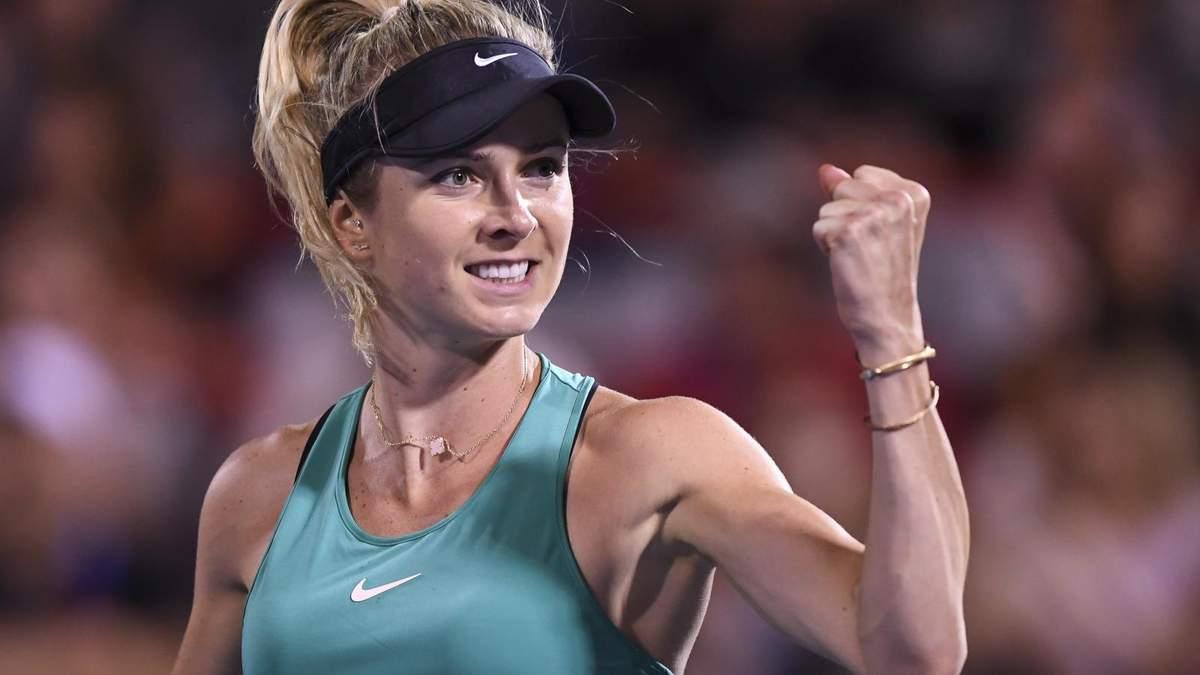 Свитолина попала в топ-10 самых высокооплачиваемых спортсменок по версии Forbes