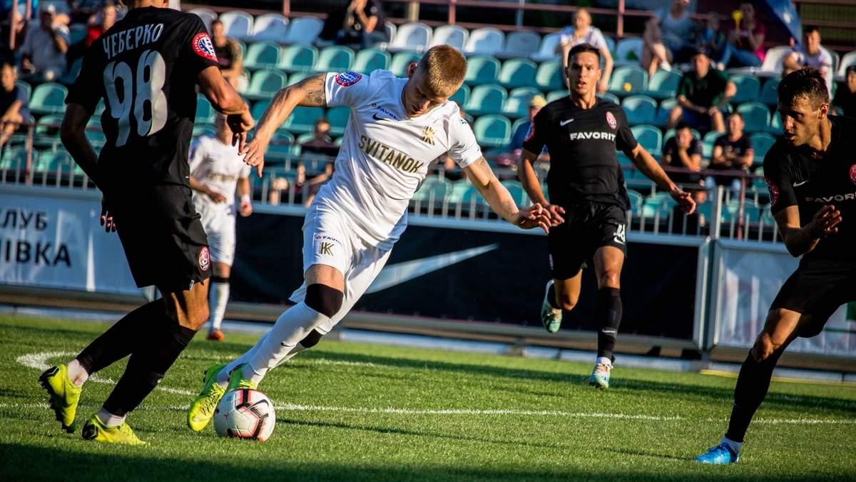 Колос – Заря: обзор матча 11 августа 2019 – Чемпионат Украины