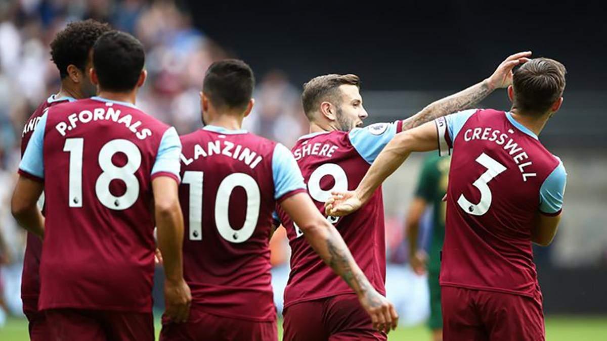 Вест Хем – Манчестер Сіті: прогноз і ставки букмекерів на матч 10 серпня 2019