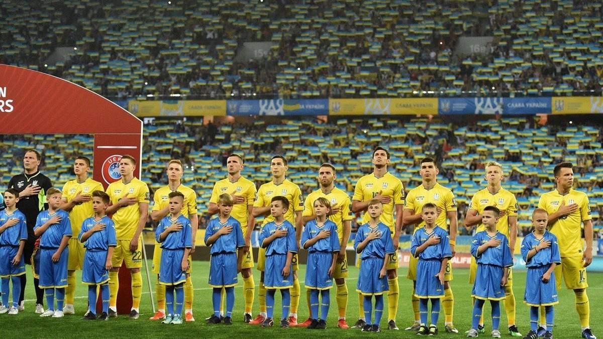 Збірна України зіграє товариський матч з Нігерією