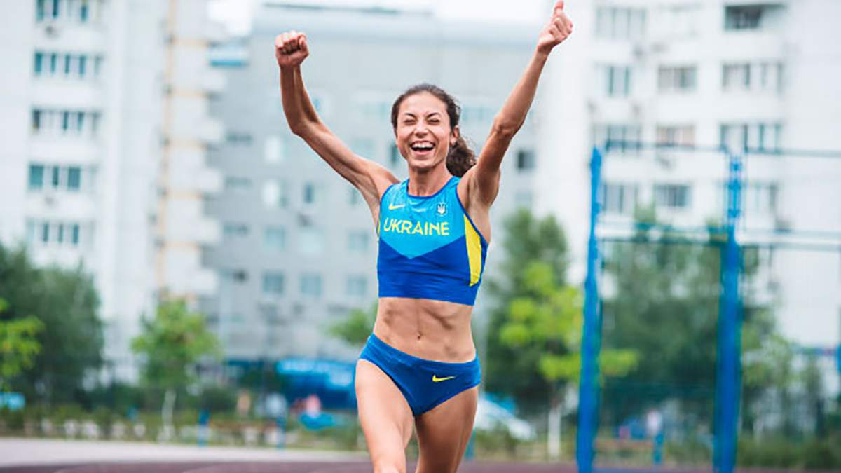 Время летать: Украинская бегунья очаровала мотивирующим фото