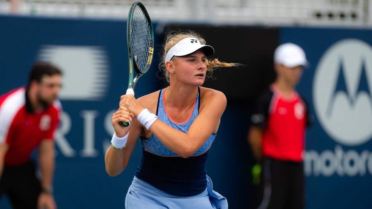 Українські тенісистки встановили особисті рекорди у рейтингу WTA