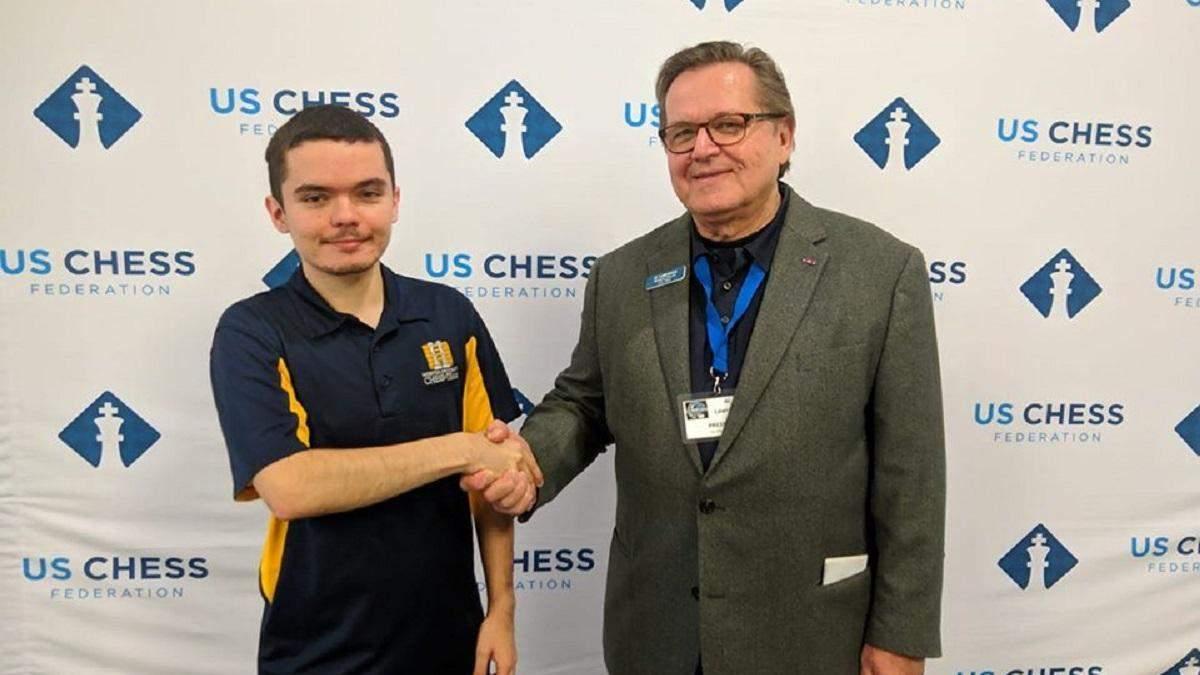 Украинский гроссмейстер Илья Нижник ярко победил на чемпионате США
