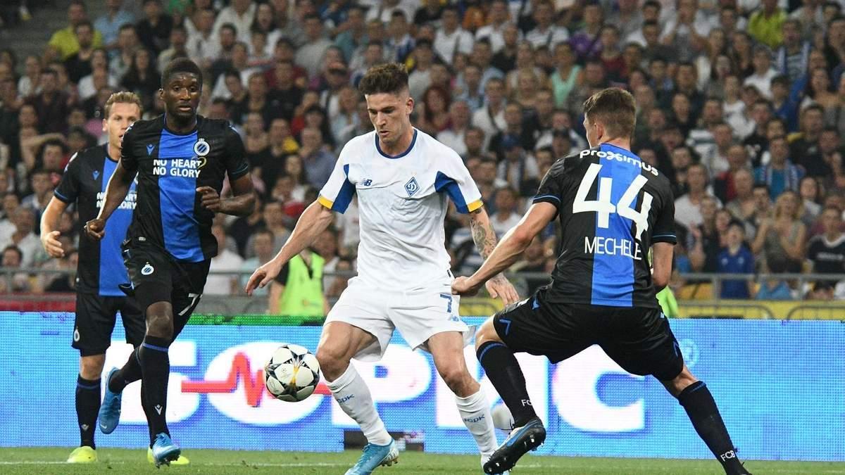 Динамо – Брюгге смотреть онлайн матч 13 августа 2019 – ЛЧ 2019