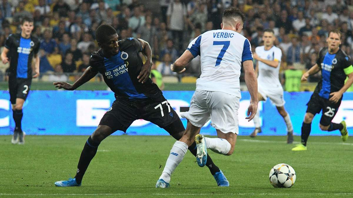 Динамо – Брюгге: обзор матча 13 августа 2019 – Лига чемпионов 2019
