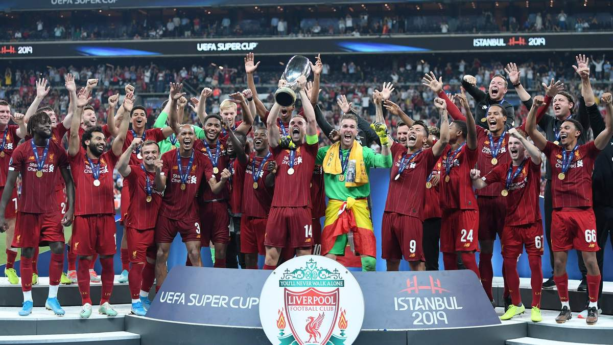 Ливерпуль – Челси: обзор матча 14 августа 2019 – Суперкубок УЕФА