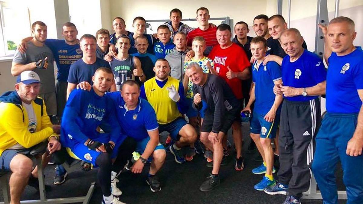 Украинские боксеры поедут в Россию на Чемпионат мира