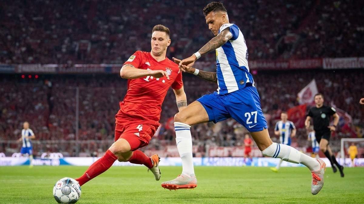 Баварія – Герта: огляд і рахунок матчу 16 серпня 2019 – Бундесліга