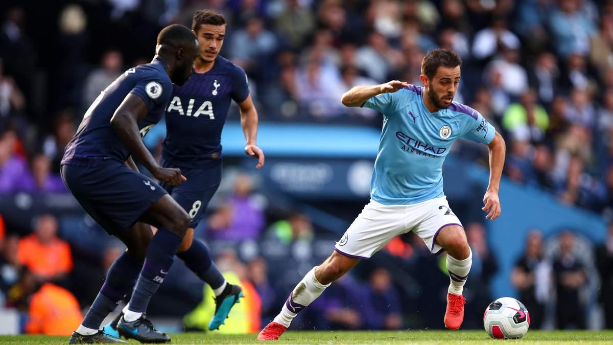 Манчестер Сити – Тоттенхэм: обзор и счет матча 17 августа 2019