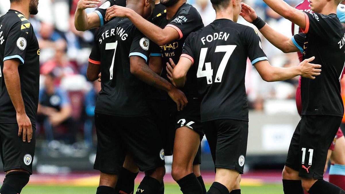 Манчестер Сіті – Тоттенхем 17 серпня 2019 ▷ прогноз на матч АПЛ