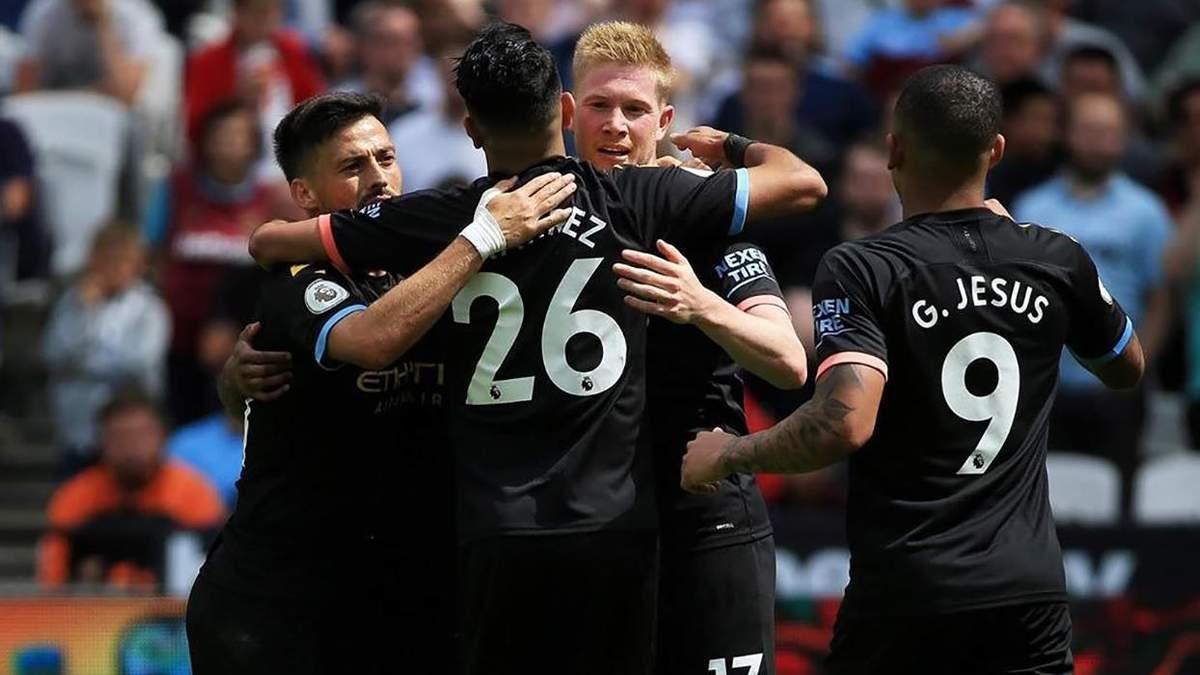 Манчестер Сити – Тоттенхэм: где смотреть онлайн 17 августа 2019 ▷ АПЛ