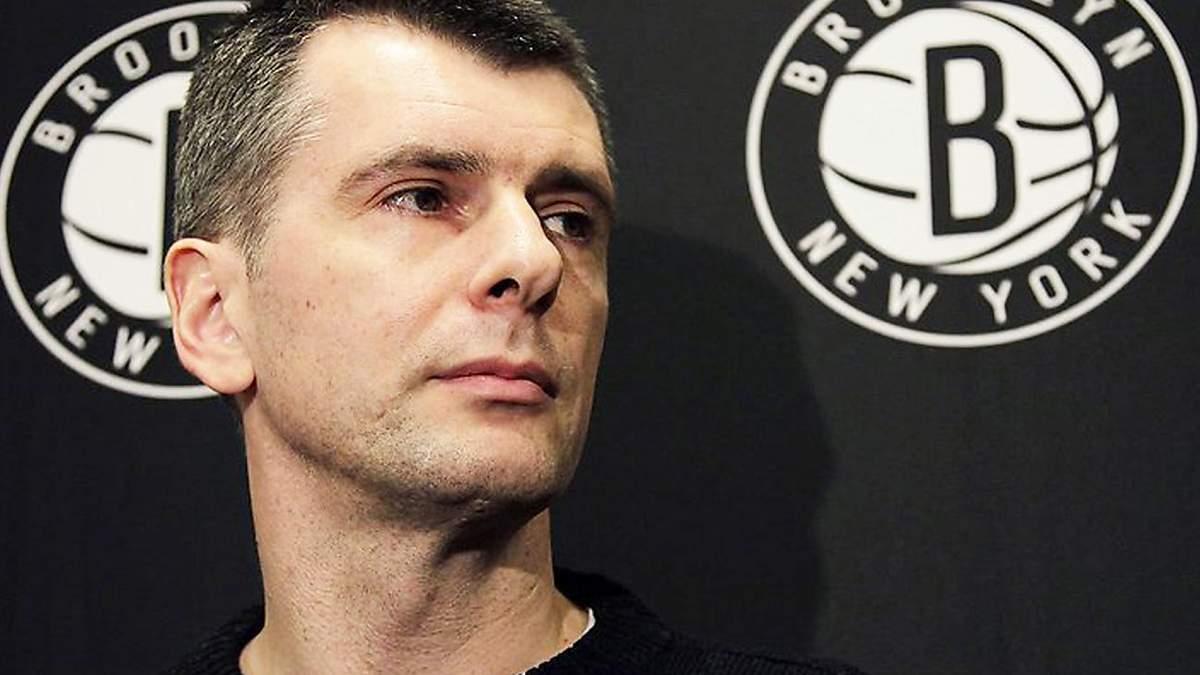 Російський мільярдер продав клуб НБА за рекордну суму
