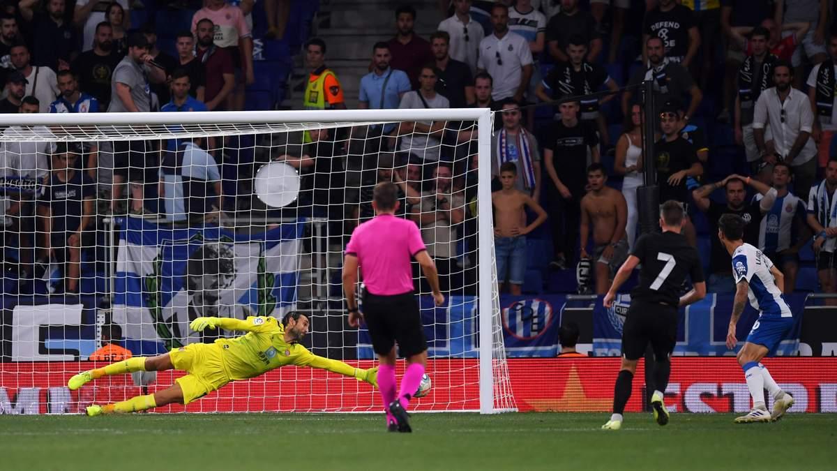 Эспаньол – Заря: обзор и счет матча 22 августа 2019 – Лига Европы