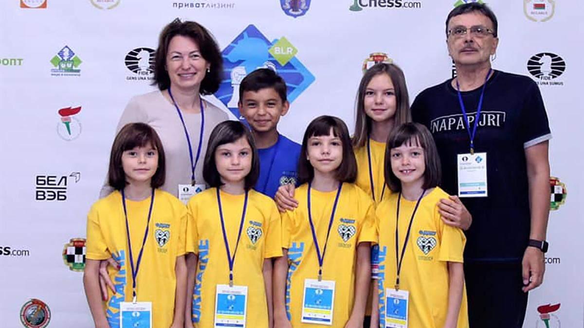 Сестры Прочаевы на турнире в Минске