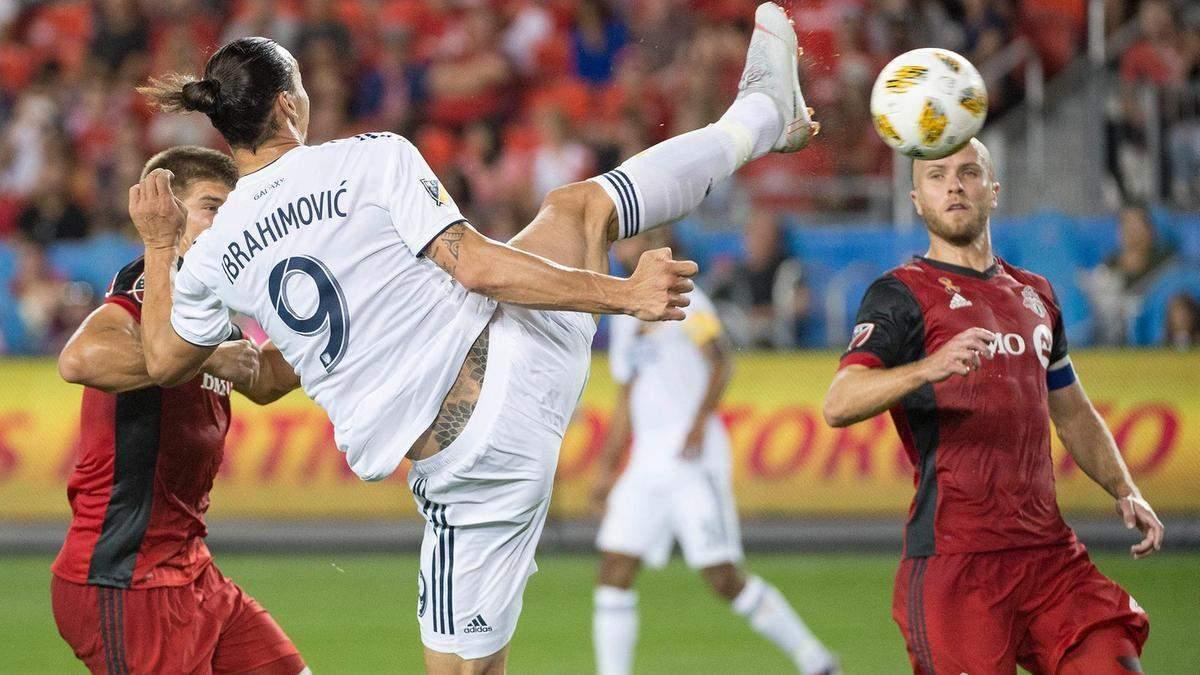 Гол Ібрагімовіча претендує на звання найкращого у 2019 році за версією ФІФА