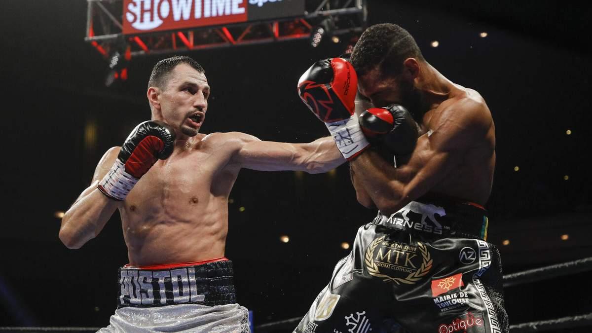 Ще один відомий український боксер битиметься за пояс WBC