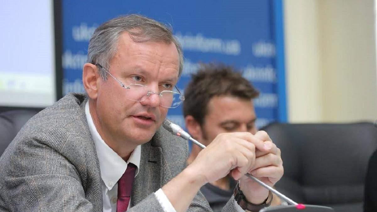Олександр Башенко звільнений