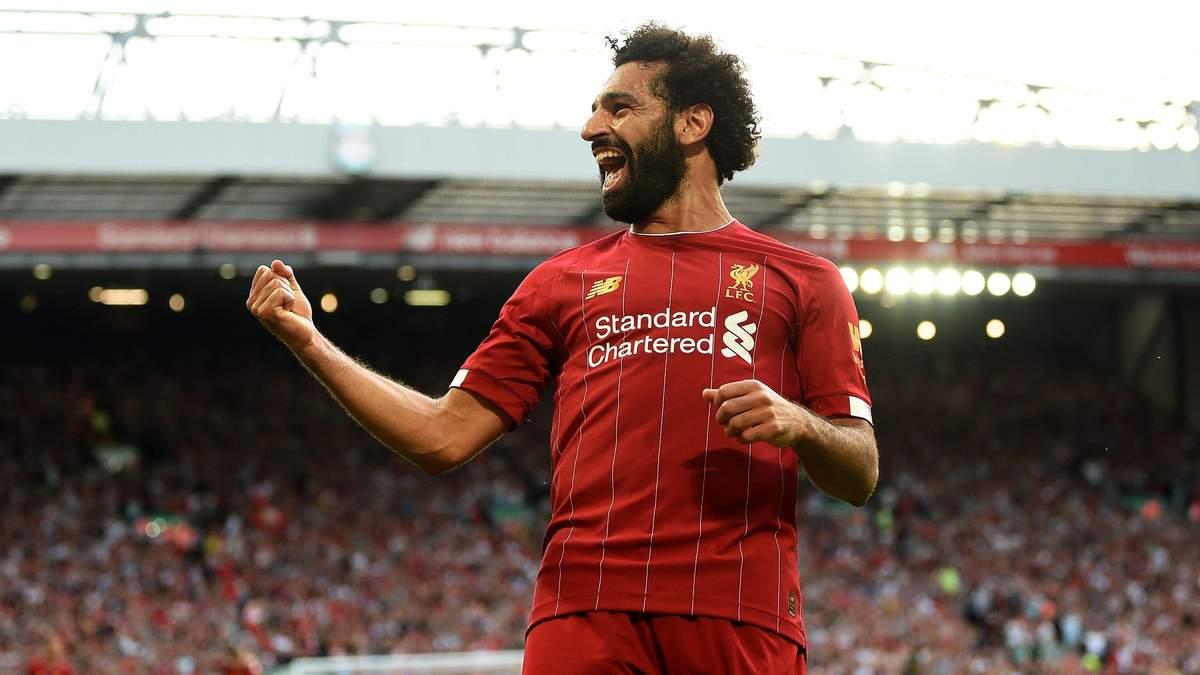 Ліверпуль – Арсенал: огляд і рахунок матчу 24 серпня 2019 – АПЛ