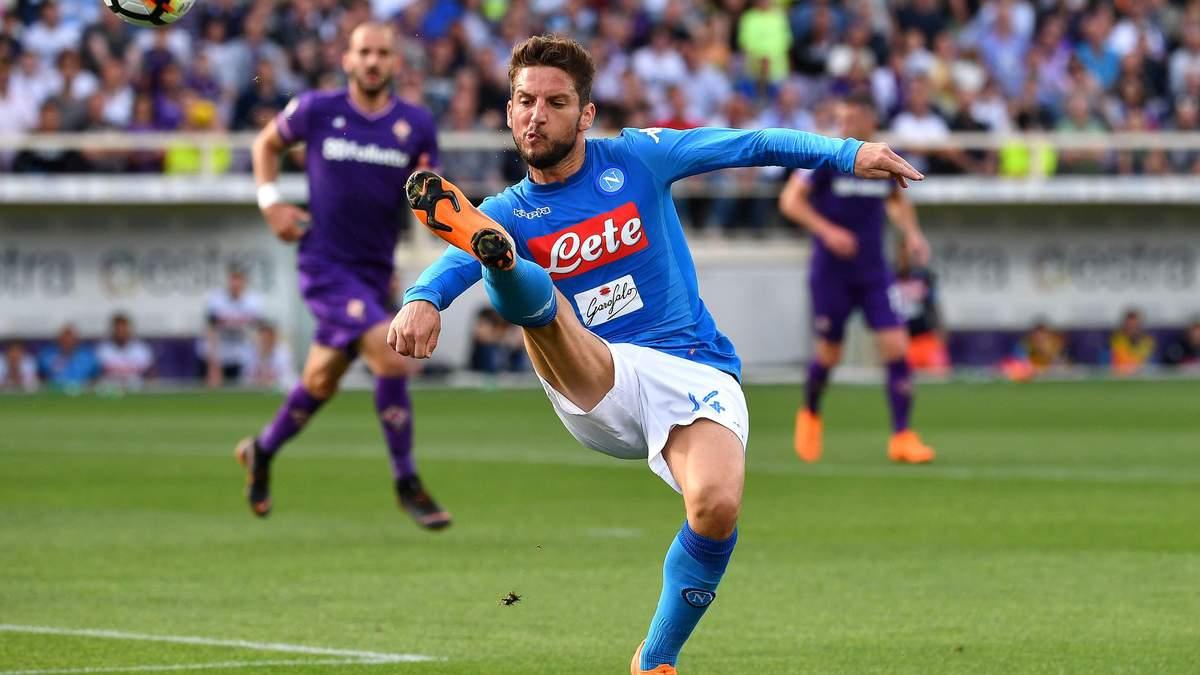 Фіорентина – Наполі: де дивитися онлайн матч чемпіонату Італії