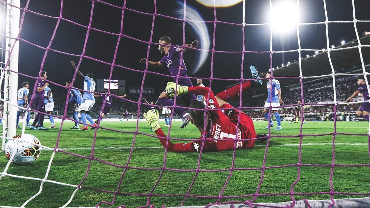Фіорентина – Наполі: огляд і рахунок матчу 24 серпня 2019 – Чемпіонат Італії