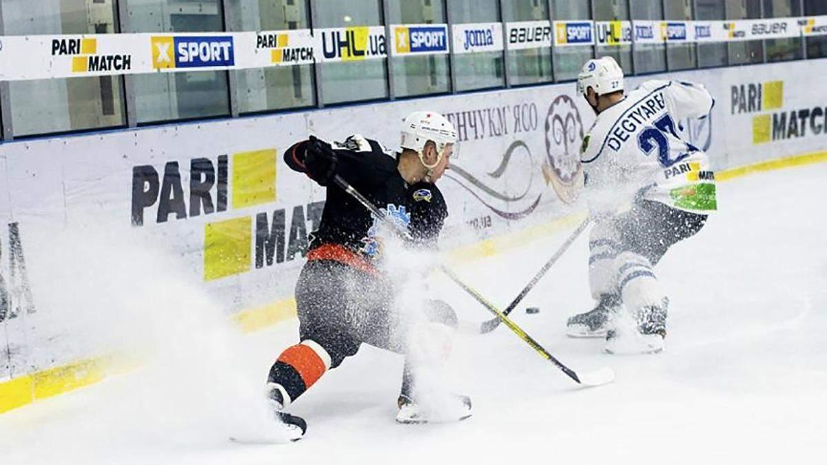 Скандал в українському хокеї: країна може отримати два чемпіонати