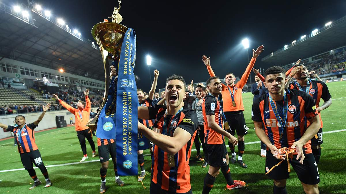 Стала известна дата финала Кубка Украины