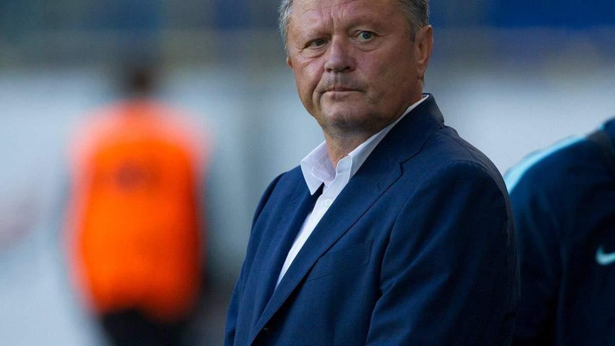 Маркевич консультує клуб з Першої ліги, який очолює його син