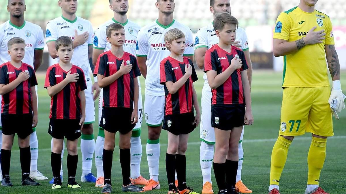 Десна - Карпати: дивитися онлайн матч 30 серпня 2019 – УПЛ
