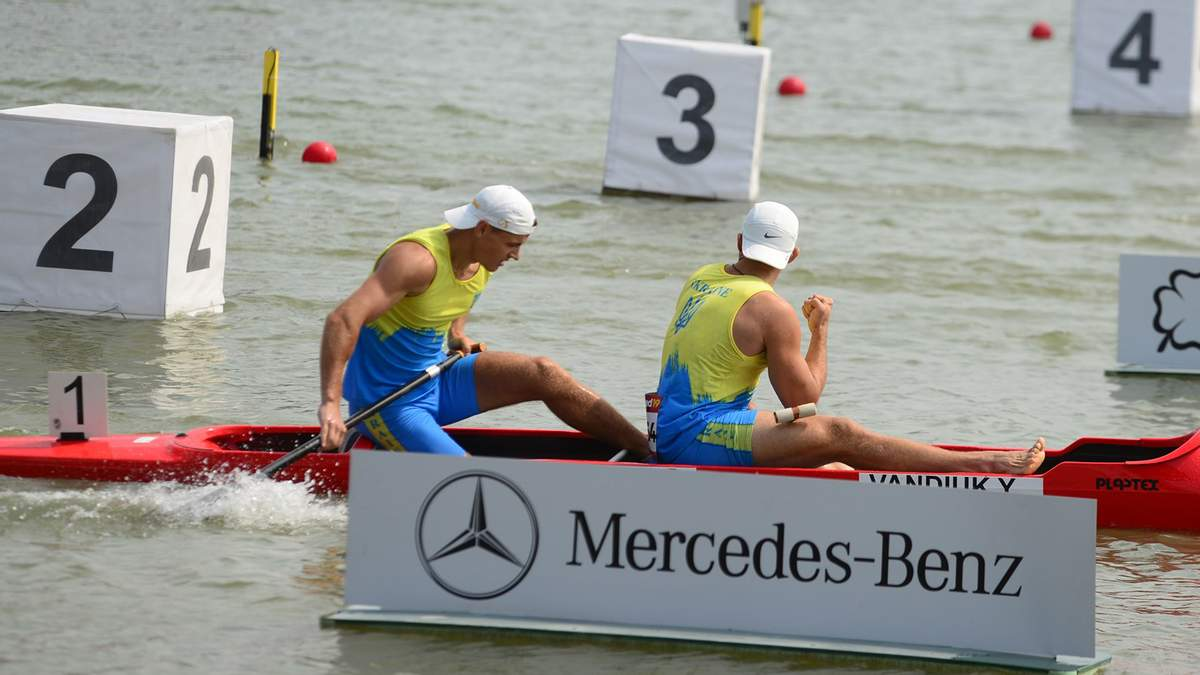 Україна завоювала рекордні 8 ліцензій на Олімпіаду 2020 з веслування на байдарках і каное